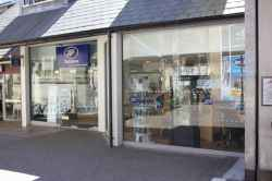 Photograph of Boots Opticians