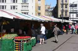 Photograph of Cambridge Market
