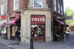 Photograph of Costa Coffee