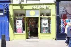 Photograph of Scribbler