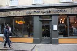 Photograph of Gourmet Burger Kitchen