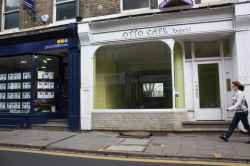 Photograph of Otto Cafe