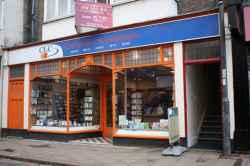 Photograph of CLC Bookshop