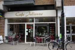Photograph of Café Julienne