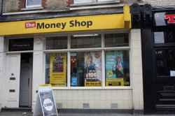 Photograph of The Money Shop