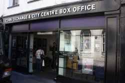 Photograph of Corn Exchange & City Centre Box Office