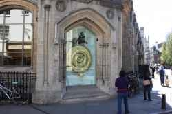 Photograph of Corpus Clock