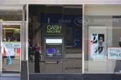 Photograph of Marks & Spencer Cash Machine
