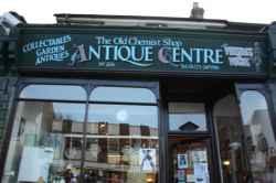 Photograph of The Old Chemist Shop Antique Centre