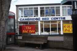 Photograph of Cambridge Bed Centre