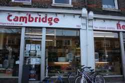 Photograph of Cambridge Resale