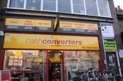 Photograph of Cash Converters