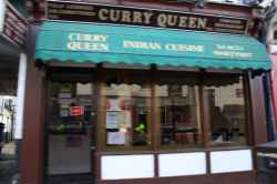 Curry Queen Cambridge Mill Road