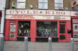 Photograph of Cycle King