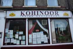 Photograph of Kohinoor Indian Restaurant
