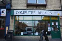 Photograph of Computer Resale