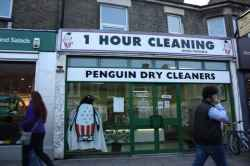 Photograph of Penguin Dry Cleaners