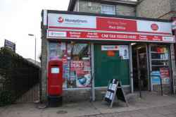 Photograph of Romsey Town Post Office