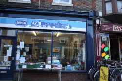 Photograph of RSPCA Shop