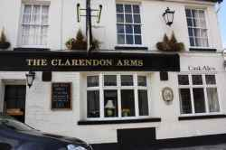 Photograph of The Clarendon Arms