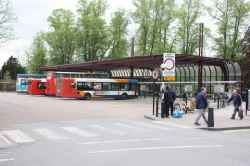 Photograph of Bus Station - Stagecoach Cambus