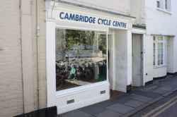 Photograph of Cambridge Cycle Centre