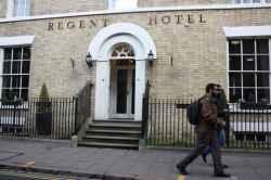 Photograph of Regent Hotel