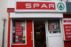 Photograph of Spar