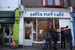 Photograph of Jaffa Net Cafe