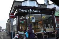 Photograph of Cafe de Paris