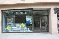 Photograph of Fired Earth