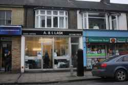 Photograph of A & I Lask Ophthalmic Opticians