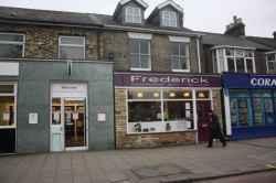 Photograph of Chesterton Shoe Repair Shop